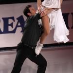 Tanith Belbin and Benjamin Agosto