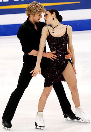 Meryl Skating And Charlie