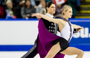 Piper Gilles and Paul Poirier