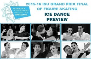 2015-16 Grand Prix Final of Figure Skating Preview: Ice Dance