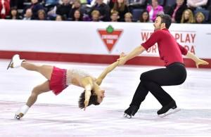 Meagan Duhamel and Eric Radford