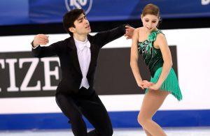 Anastasia Mishina & Vladislav Mirzoev