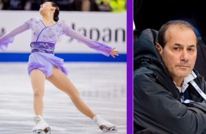 Rafael Arutyunyan on Mao Asada