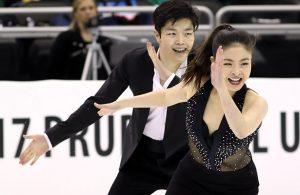 Alex Shibutani and Maia Shibutani