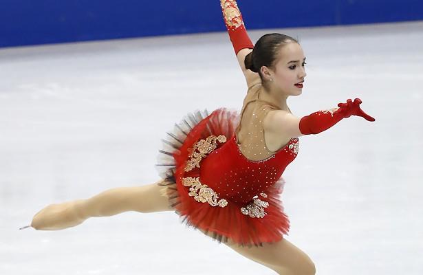 Резултат с изображение за alina zagitova