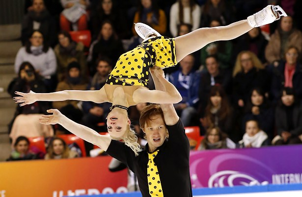 Tarasova and Morozov score another victory in France