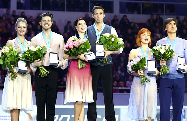 Seventh national title for Bobrova and Soloviev