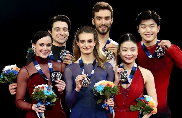2017-18 Grand Prix Final of Figure Skating - Ice Dance