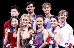 2018 US Nationals Ice Dance