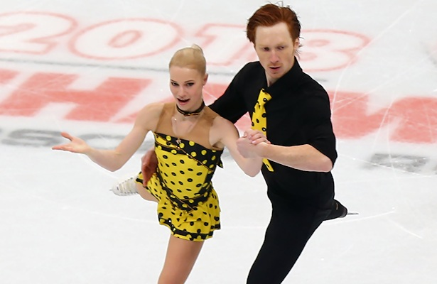 Tarasova and Morozov lead Russian sweep in Moscow