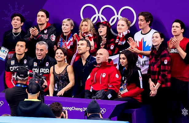 2018 Winter Olympics: Team Canada