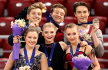 2018 World Junior Figure Skating Championships: Ice Dance Podium