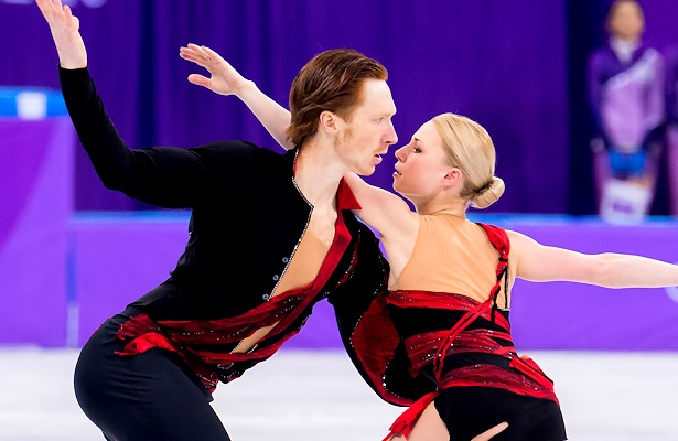 Tarasova and Morozov aim for top with new coach Trankov