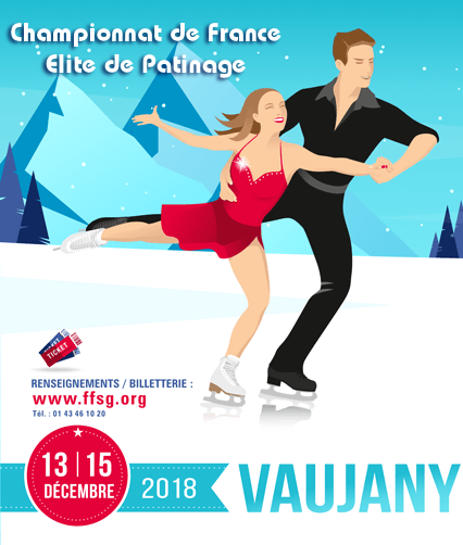 2018 French Figure Skating Championships