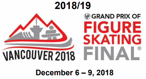 2018-19 Grand Prix Final of Figure Skating