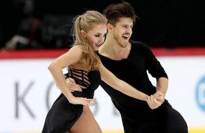 Alexandra Stepanova and Ivan Bukin