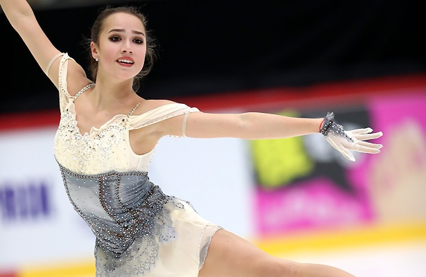 Zagitova leads ladies at GP Helsinki | Golden Skate